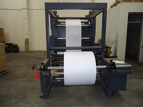 paper tinting machine